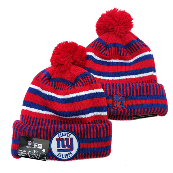 NFL New York Giants Knit Hats 014