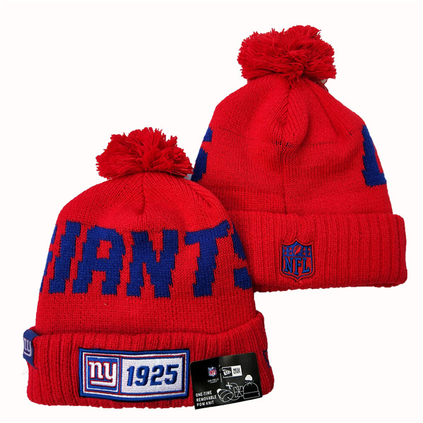 NFL New York Giants Knit Hats 019