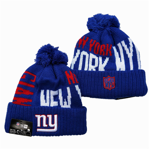 NFL New York Giants Knit Hats 021