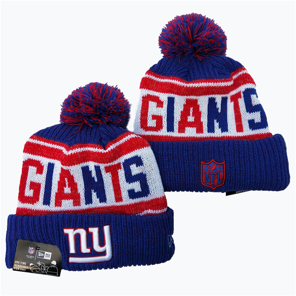 NFL New York Giants Knit Hats 022