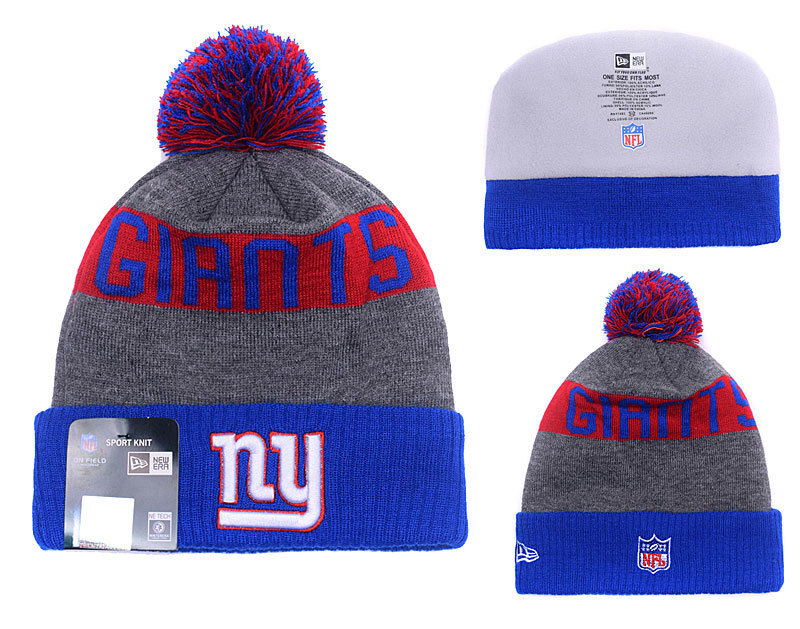 NFL New York Giants Stitched Knit Hats 005