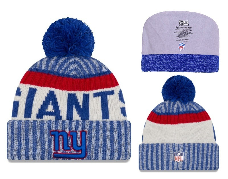 NFL New York Giants Stitched Knit Hats 001