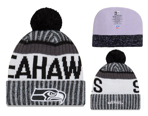 NFL Seattle Seahawks Knit Hats 036