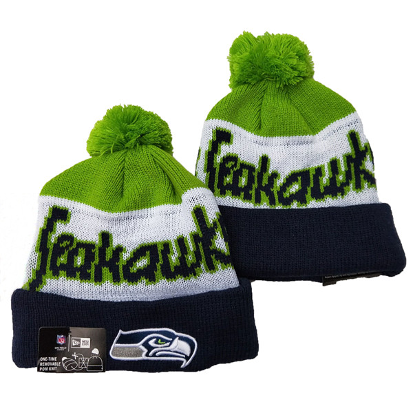 NFL Seattle Seahawks Knit Hats 040