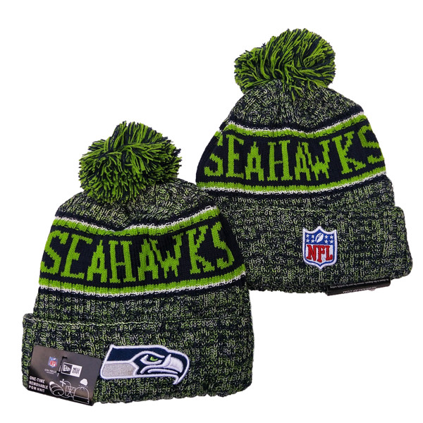 NFL Seattle Seahawks Knit Hats 041