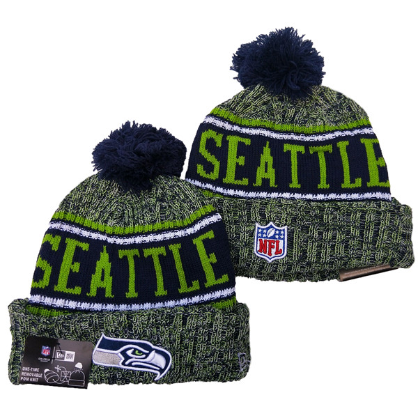 NFL Seattle Seahawks Knit Hats 043