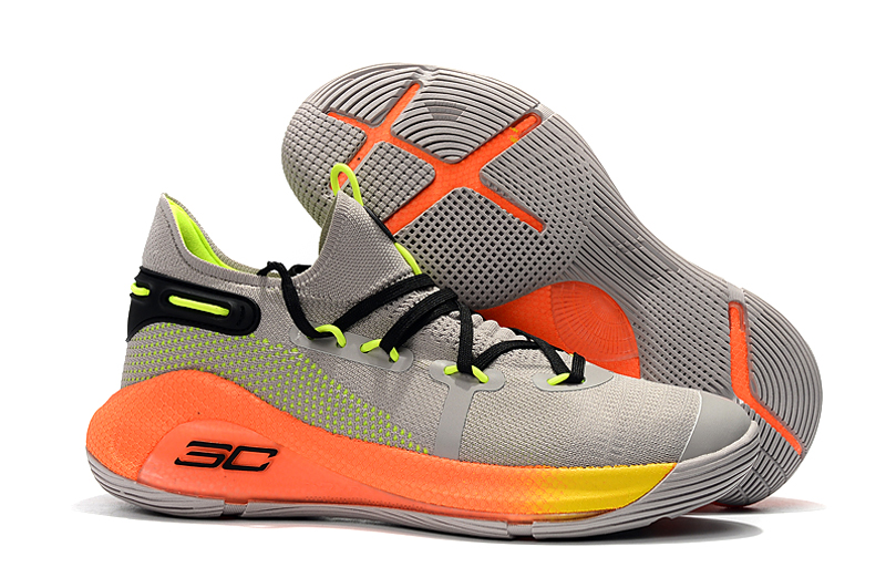 Men's Running Weapon Super Quality Curry 6 Shoes 001