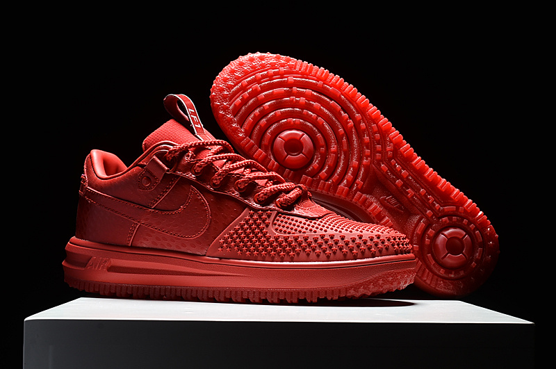 Running weapon Cheap Air Force 1 Shoes Men All Red