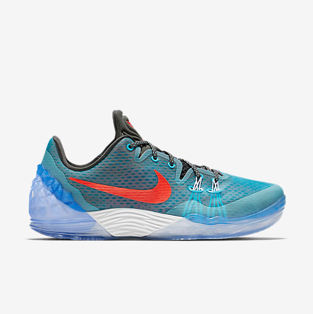 Running weapon Wholesale Cheap Nike Kobe Venomenon 5 Shoes Retro Men