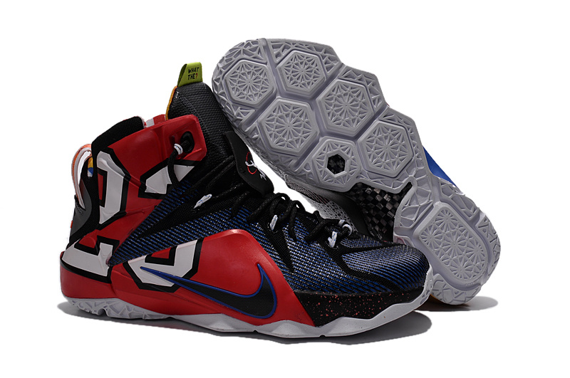 Running weapon Cheap Wholesale What The LBJ12 Limited Edition