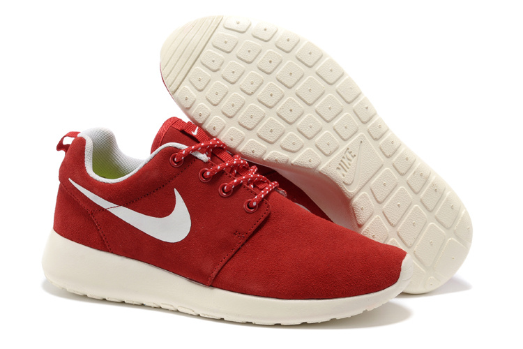 Running weapon Nike Roshe Run Shoes Suede Wholesale from China