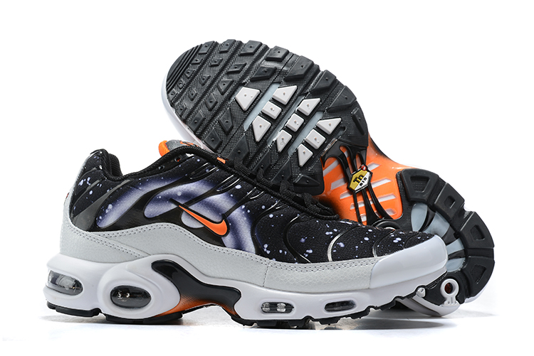 Men's Running weapon Air Max Plus Black Shoes 023