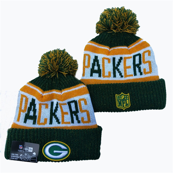 NFL Green Bay Packers Knit Hats 074