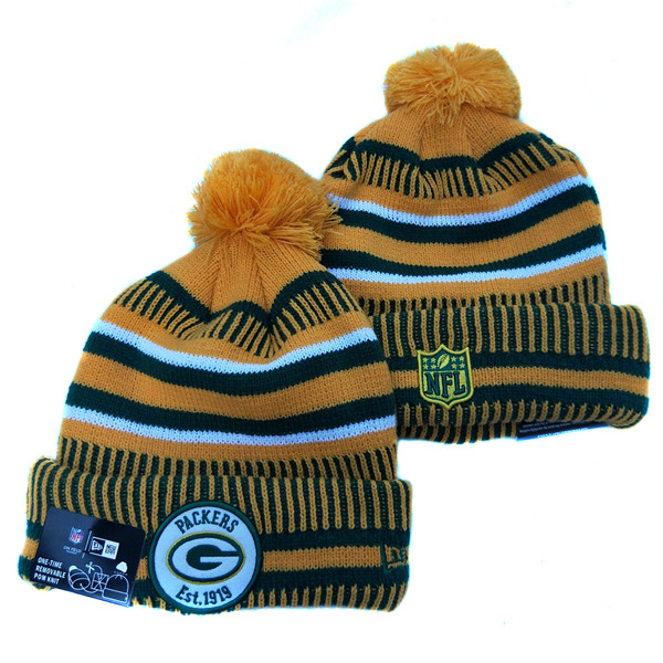 NFL Green Bay Packers Knit Hats 062