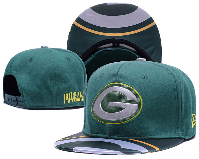 NFL Green Bay Packers Stitched Snapback Hats 011