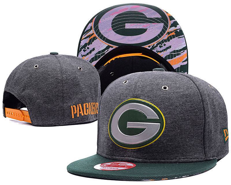NFL Green Bay Packers Stitched Snapback Hats 013