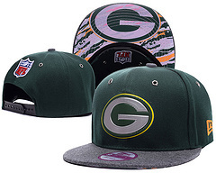 NFL Green Bay Packers Stitched Snapback Hats 014