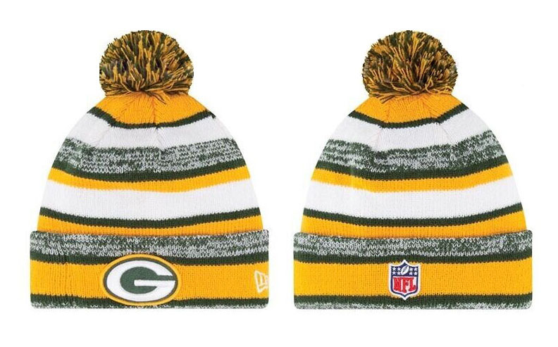NFL Green Bay Packers Stitched Knit Hats 020