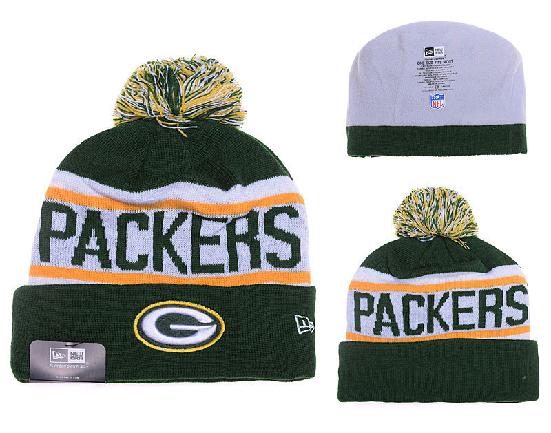 NFL Green Bay Packers Stitched Knit Hats 021