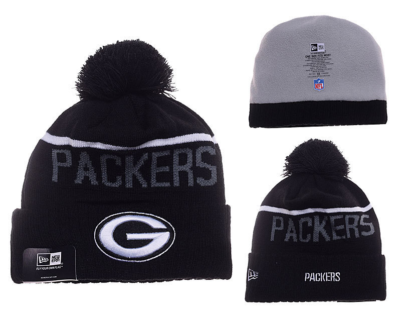 NFL Green Bay Packers Stitched Knit Hats 022
