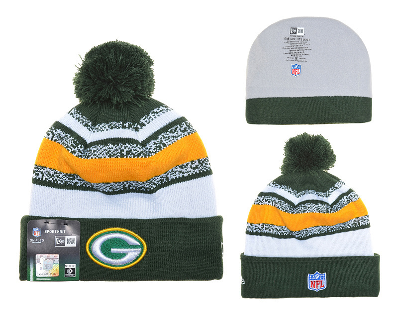 NFL Green Bay Packers Stitched Knit Hats 023