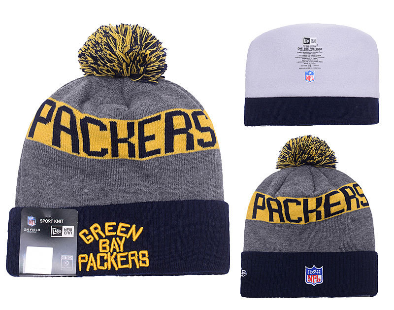 NFL Green Bay Packers Stitched Knit Hats 024