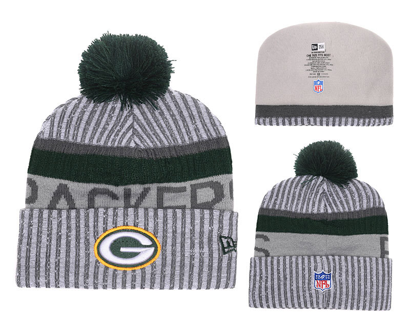 NFL Green Bay Packers Stitched Knit Hats 004