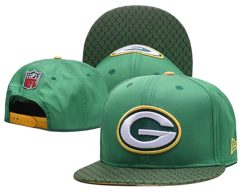 NFL Green Bay Packers Stitched Snapback Hats 005
