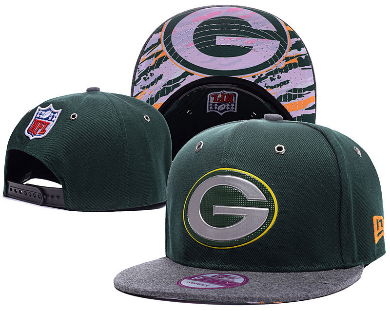 NFL Green Bay Packers Stitched Snapback Hats 007