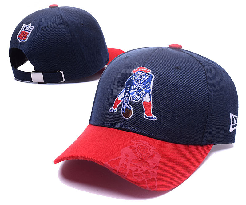NFL New England Patriots Stitched Hats 012