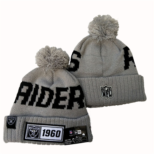 NFL Las Vegas Raiders Knits Hats 032