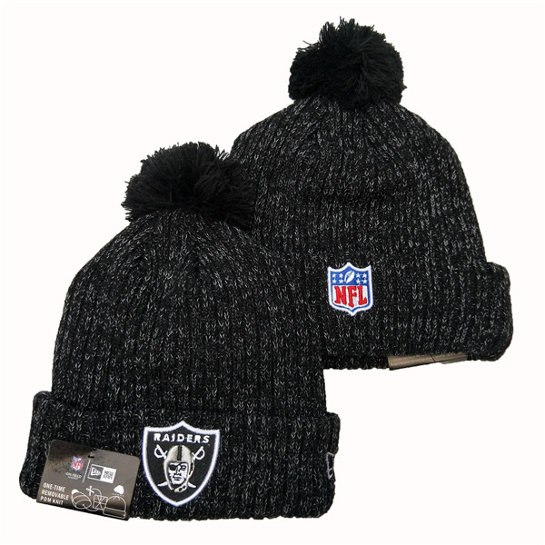 NFL Las Vegas Raiders Knits Hats 027
