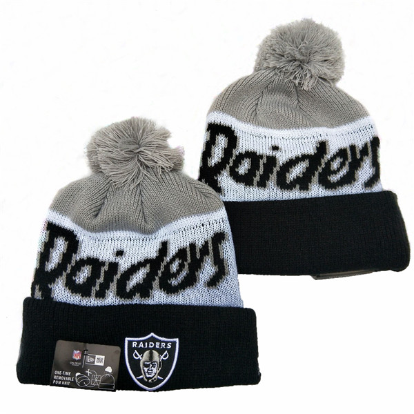 NFL Las Vegas Raiders Knits Hats 035