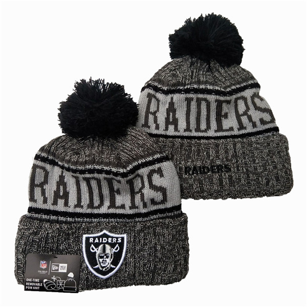 NFL Las Vegas Raiders Knits Hats 028
