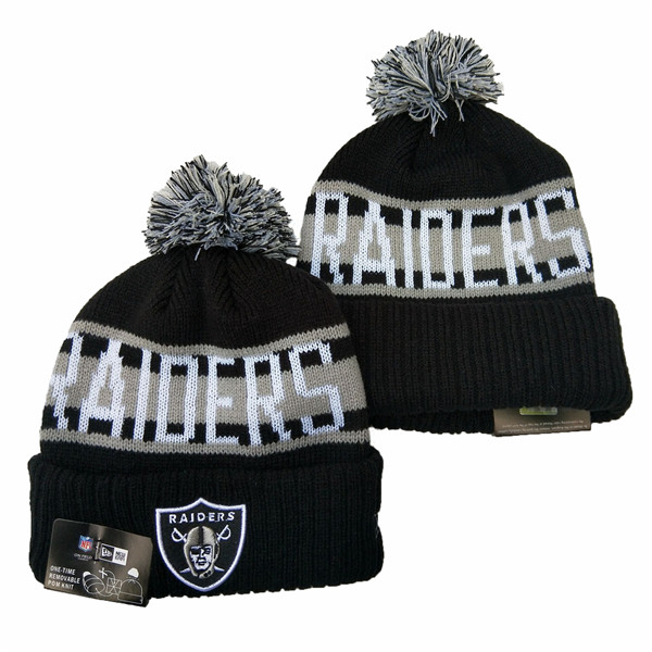 NFL Las Vegas Raiders Knits Hats 033