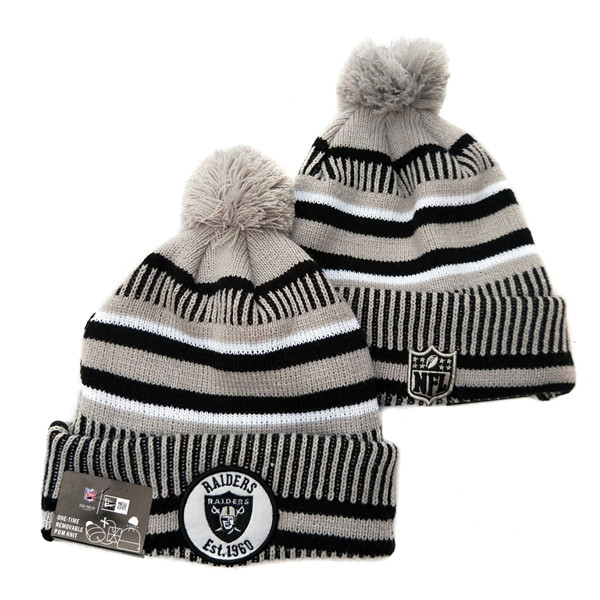 NFL Las Vegas Raiders Knits Hats 034