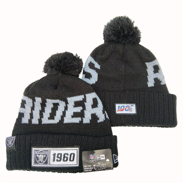 NFL Las Vegas Raiders Knits Hats 029