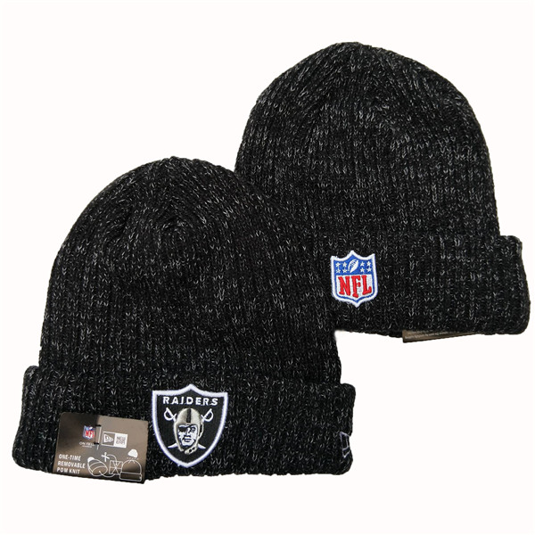 NFL Las Vegas Raiders Knits Hats 030