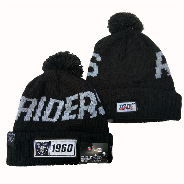 NFL Las Vegas Raiders Knits Hats 031