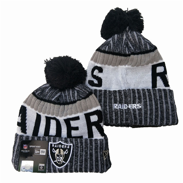 NFL Las Vegas Raiders Knits Hats 036