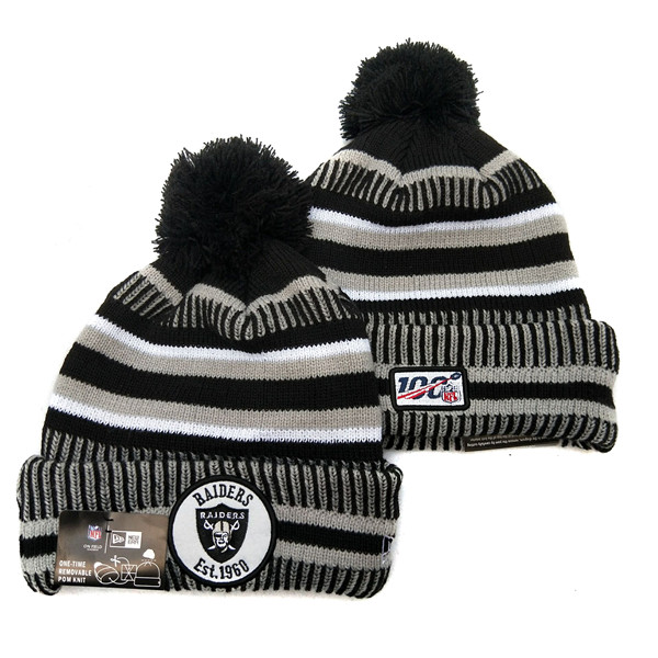 NFL Las Vegas Raiders Knits Hats 037