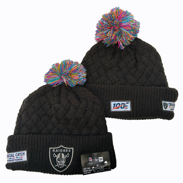NFL Las Vegas Raiders Knits Hats 038