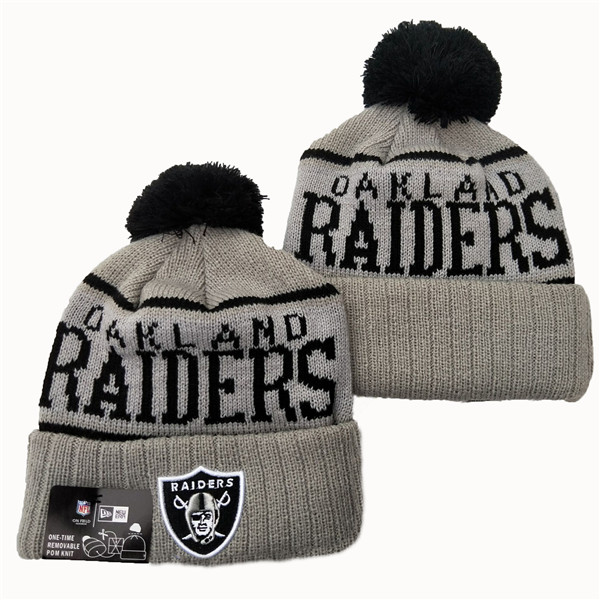 NFL Las Vegas Raiders Knits Hats 039