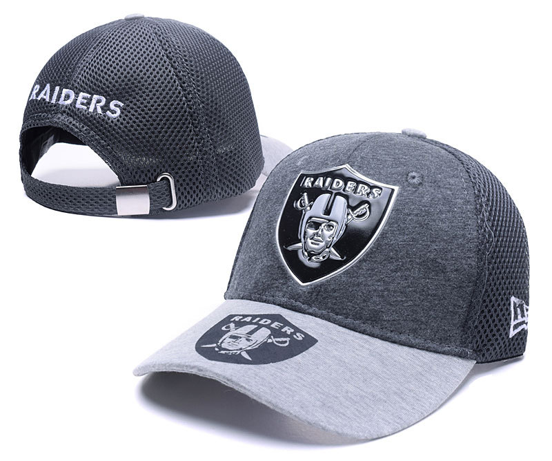 NFL Oakland Raiders Stitched Hats 009