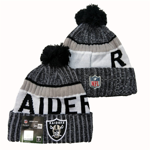 NFL Las Vegas Raiders Knits Hats 040
