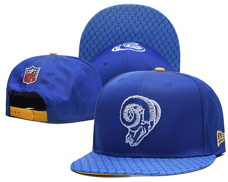 NFL Los Angeles Rams Stitched Snapback Hats 003