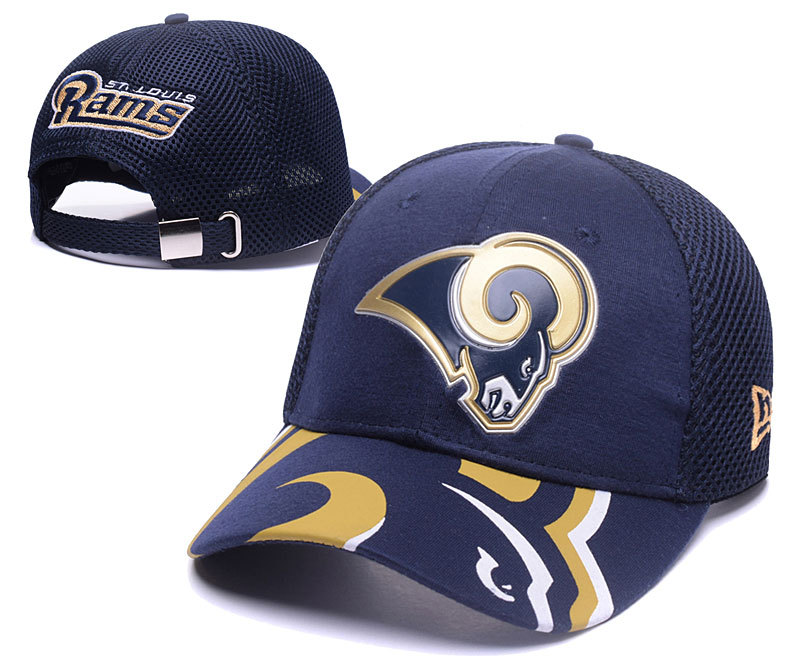 NFL Los Angeles Rams Stitched Hats 004