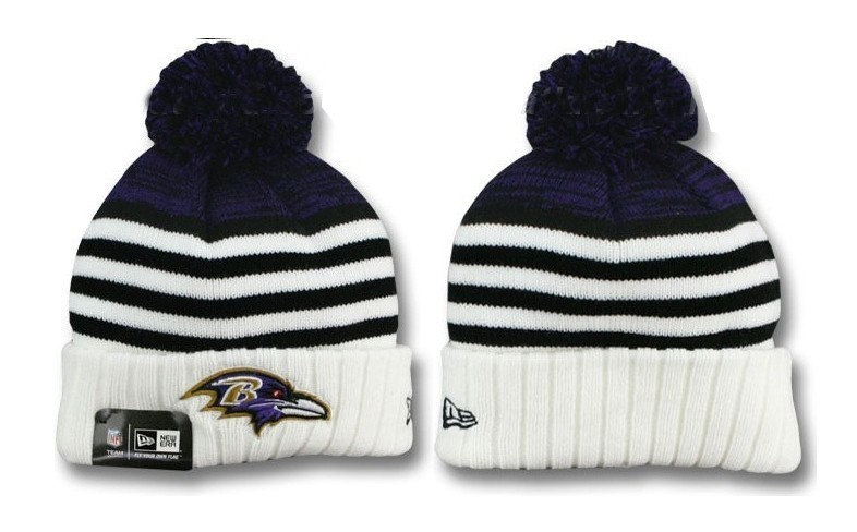 NFL Baltimore Ravens Stitched Knit Hats 003