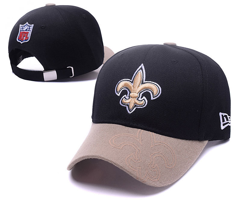 NFL New Orleans Saints Stitched Hats 003