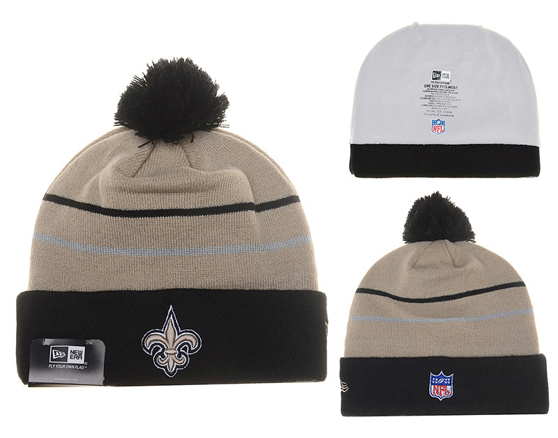 NFL New Orleans Saints Stitched Knit Hats 006